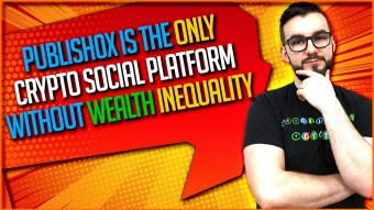 Publish0x Is The Only Platform Without Wealth Inequality