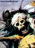 Death becomes you...   MondoWorks Monday sketchbook