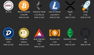more than ten cryptocurrencies in one place