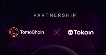 Tokoin Partners with TomoChain to Provide Blockchain Data Leveraging for Emerging Markets