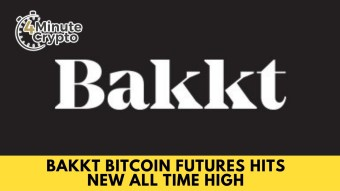 Bakkt Bitcoin Futures Hits New All Time High #438
