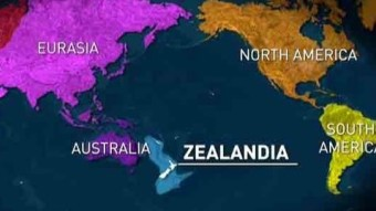(IJCH) ...and Zealandia makes it Eight Continents now. (Science Discovers a New Continent. Imagine that?)