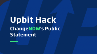 Upbit Hack Public Statement
