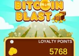 Bitcoin Blast Gaming App 2019