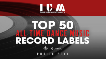 Top 50 All Time Dance Music Record Labels