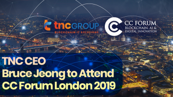 TNC CEO Bruce Jeong to Attend CC Forum London 2019…