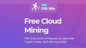 Basic mining, CPUWIN !!!