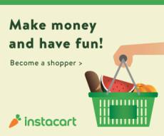 How to become an Instacart shopper? Instacart shopper pros cons & referral bonus