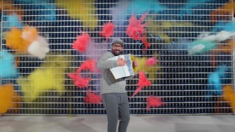 Awesome Music Videos -- OK Go - The One Moment -- Super Slow Motion Music Video -- Must Watch!