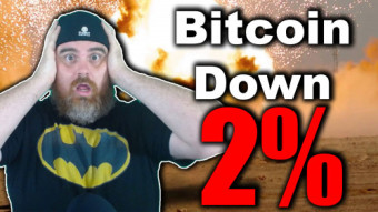 Bitcoin Prices Drop, but There May Be No Reason to Worry