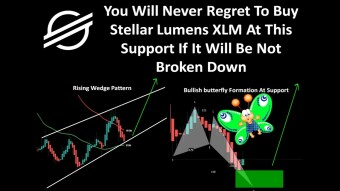 You Will Never Regret To Buy Stellar Lumens XLM At This Support If It Will Be Not Broken Down