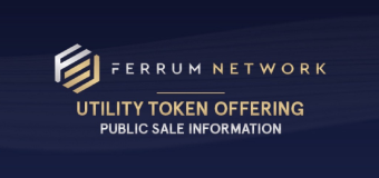 Announcing the Ferrum Network Utility Token Offering!