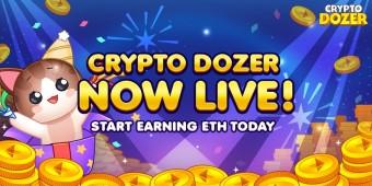 CryptoDozer, Dapp game make ETH ez ever !