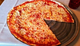 Gluten Free Lake's Pizza!