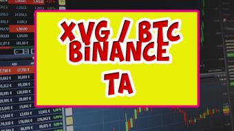 XVG / BTC technical analysis [BINANCE]