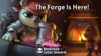 The Forge Gets Updated: How Blockchain Cuties is Evolving