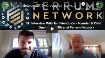 Our COO Ian Friend was interviewed by Crypto Koala