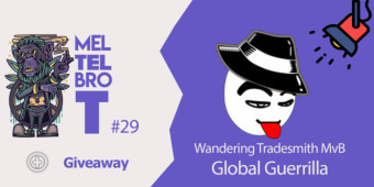 Meltelbrot #29 – Massive giveaway to go undercover with a Global Guerrilla – Wandering Tradesmith.