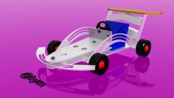 3Ds Max: Amateur Toy Car Modeling - Amatör Oyuncak Araba Modellemesi