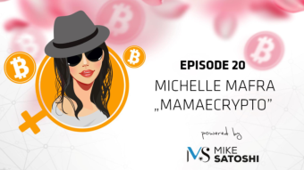 Recent interview with Mike Satoshi for High Heels of Bitcoin