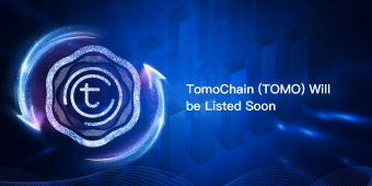 TomoChain(TOMO) Will be Listed Soon