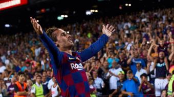 Barcelona won 5-2.