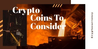 A Few Coins To Consider