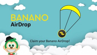 Official BananoJob #7: BANANO Airdrop to all LBRY users (100k BAN)!