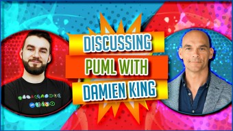 Discussing PUML With Damien King
