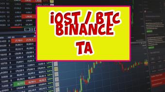IOST / BTC technical analysis [BINANCE]