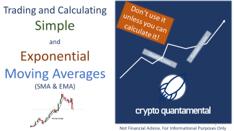 What is a Moving Average? Simple vs Exponential? Learn to Trade & Calculate Them!