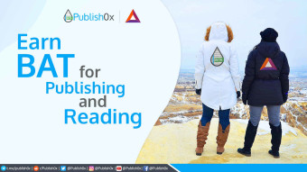 BAT Token Integrated For Tipping on Publish0x