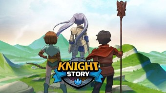 Blockchain Gaming:  Knight Story