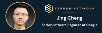 Welcome Senior Google Engineer Jing Cheng to our Advisory Board!