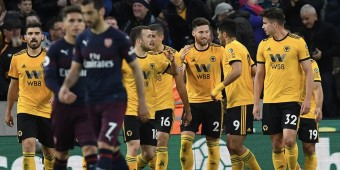 A Big Win for Wolves Against Arsenal at the Molineux Stadium to Prove Once Again Why They are the Top 6 Nemesis