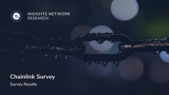 Chainlink Survey Participants Believe Its Technology Is Vital For Future Smart Contracts Reliability