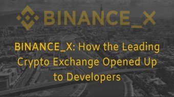 Binance X: How the Leading Crypto Exchange Opened Up to Developers