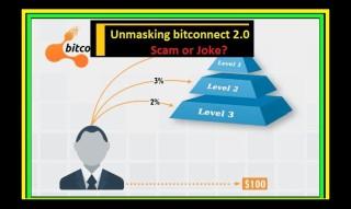 Unmasking bitconnect 2.0 Scam or Joke?