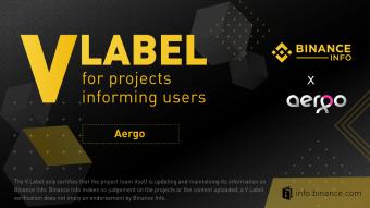 Aergo Joins Binance Info's transparency initiative - Aergo x Binance