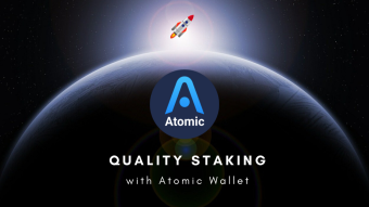 Start Quality Staking And Get 15 Atomic Wallet Coins (AWC) For Free 🤩