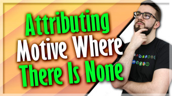 Attributing Motive Where There Is None