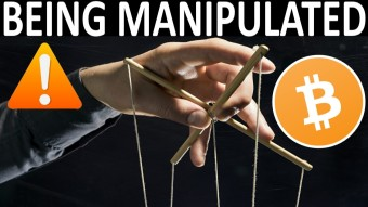 WE ARE BEING MANIPULATED!  BITCOIN HEADED TO $4k!  DUE FOR ALTCOIN BOUNCE!  FAKE NEWS EXPOSED!