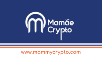 MamaeCrypto Business Cards Finally! Keep in Touch