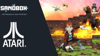 The Sandbox and Atari Partnership