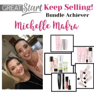 My first Mary Kay consultant achievement - Bundle Achievement + Earrings