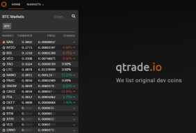 Exchange Listing: BANANO is now onqTrade!