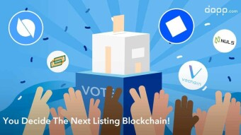 📣 You are invited! You Decide The Next Blockchain To List On Dapp.com