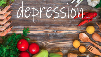 Recent studies show that a healthy diet can completely cure depression
