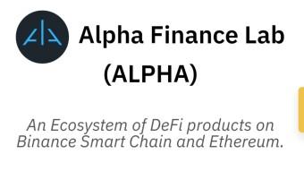 Binance Launchpool & Launchpad combo: Alpha Finance Lab (ALPHA)