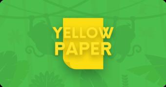 BANANO Lança Yellowpaper Rico em memes, Interativo e Animado!